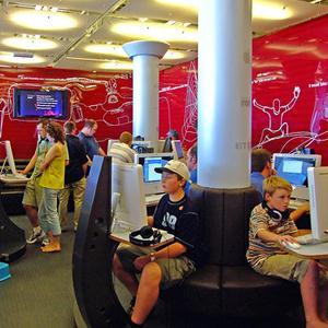 Интернет-кафе Заокского