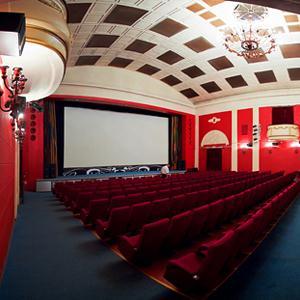 Кинотеатры Заокского