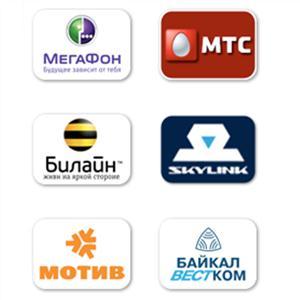 Операторы сотовой связи Заокского