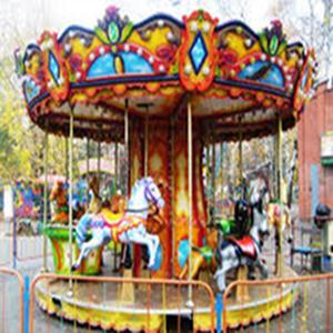Парки культуры и отдыха Заокского