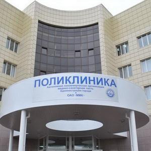 Поликлиники Заокского