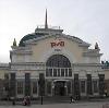 Железнодорожные вокзалы в Заокском
