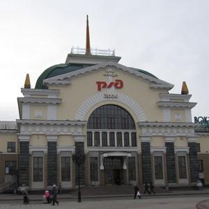 Железнодорожные вокзалы Заокского