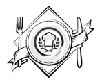 Город N - иконка «ресторан» в Заокском